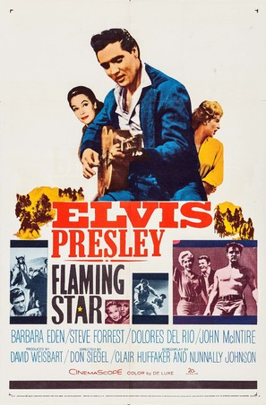 Flaming Star - Movie Poster (thumbnail)