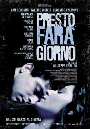 Presto farà giorno - Italian Movie Poster (thumbnail)