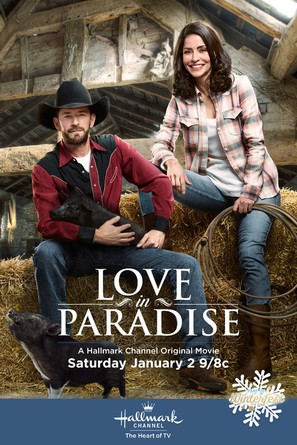 Love in Paradise - Movie Poster (thumbnail)