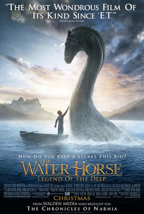 The Water Horse - Movie Poster (thumbnail)