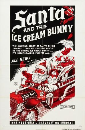 Santa and the Ice Cream Bunny - Movie Poster (thumbnail)