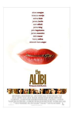 The Alibi - Movie Poster (thumbnail)