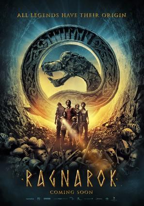 Gåten Ragnarok - Norwegian Movie Poster (thumbnail)