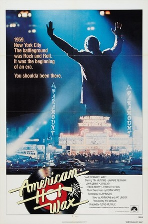 American Hot Wax - Movie Poster (thumbnail)