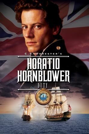 Hornblower: Duty - DVD cover (thumbnail)