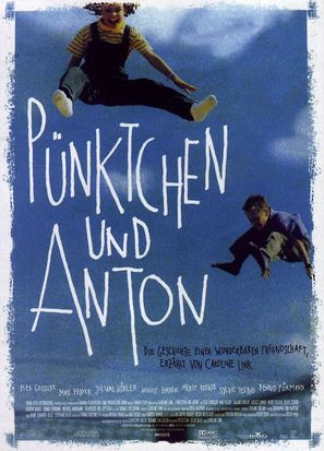 Pünktchen und Anton - German Movie Poster (thumbnail)
