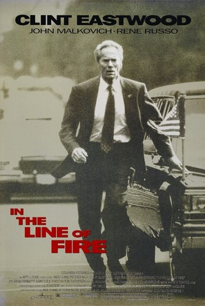 In The Line Of Fire - Movie Poster (thumbnail)