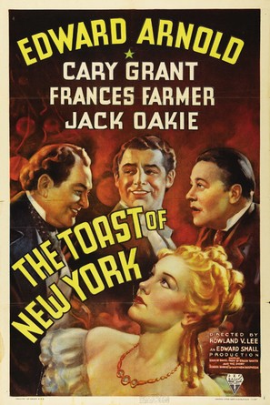 The Toast of New York - Movie Poster (thumbnail)