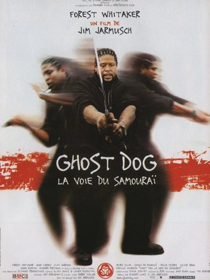 Ghost Dog - French Movie Poster (thumbnail)