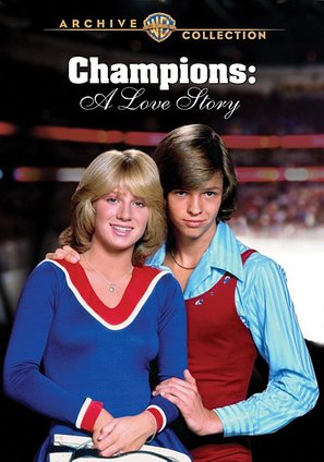Champions: A Love Story - DVD movie cover (thumbnail)