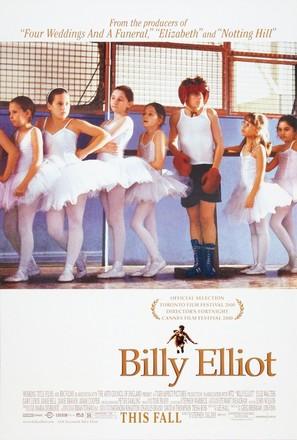 Billy Elliot - Movie Poster (thumbnail)
