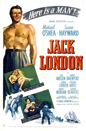 Jack London - Movie Poster (thumbnail)