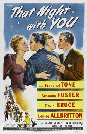 That Night with You - Movie Poster (thumbnail)