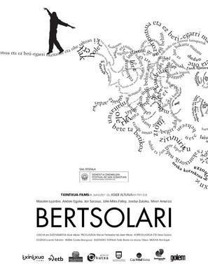 Bertsolari - Spanish Movie Poster (thumbnail)
