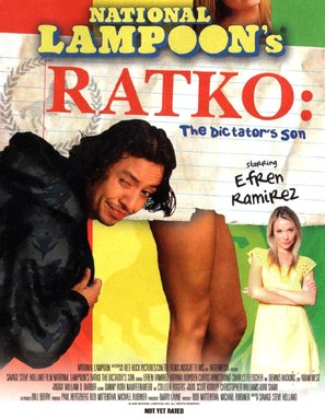 Ratko: The Dictator's Son - Movie Poster (thumbnail)