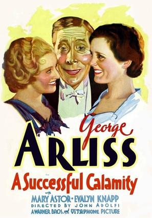A Successful Calamity - Movie Poster (thumbnail)