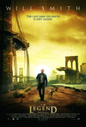 I Am Legend - Movie Poster (thumbnail)