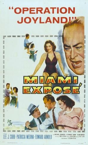 Miami Expose - Movie Poster (thumbnail)