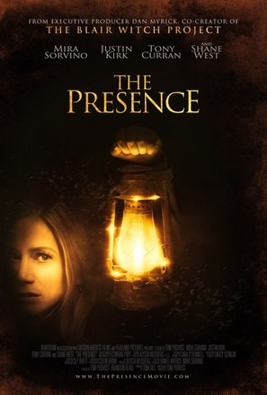 The Presence - Movie Poster (thumbnail)