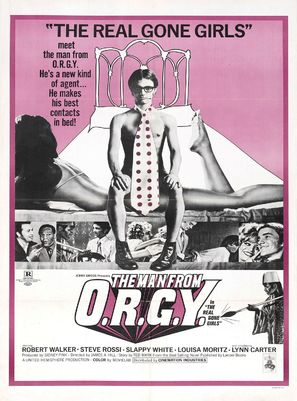 The Man from O.R.G.Y. - Movie Poster (thumbnail)