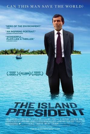 The Island President - Movie Poster (thumbnail)