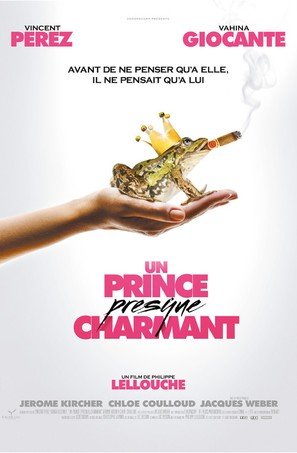 Un prince (presque) charmant - French Movie Poster (thumbnail)
