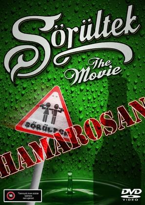 Sörültek - The Movie - Hungarian Movie Poster (thumbnail)