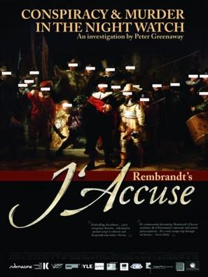 Rembrandt's J'accuse - Dutch Movie Poster (thumbnail)