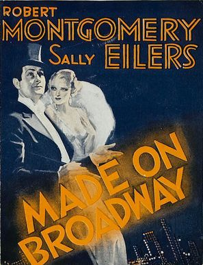 Made on Broadway - poster (thumbnail)