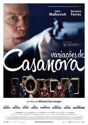 Casanova Variations - Portuguese Movie Poster (thumbnail)
