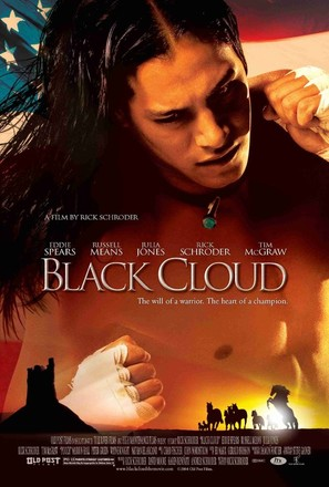 Black Cloud - Movie Poster (thumbnail)