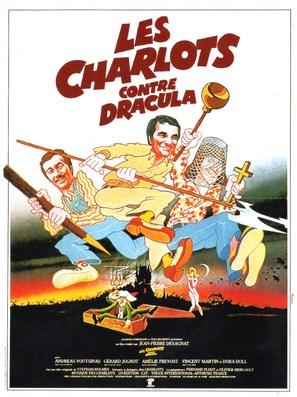 Charlots contre Dracula, Les
