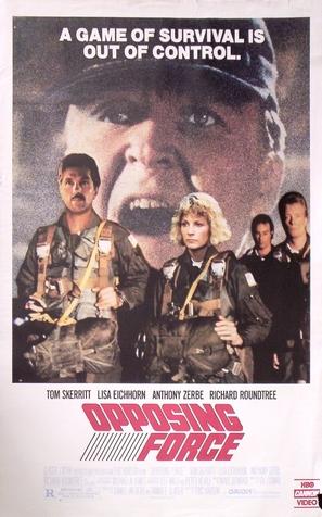 Opposing Force - Movie Poster (thumbnail)