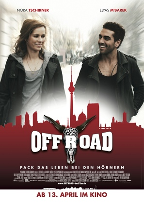 Offroad - German Movie Poster (thumbnail)