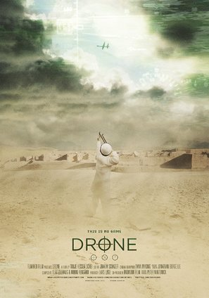Drone - Norwegian Movie Poster (thumbnail)