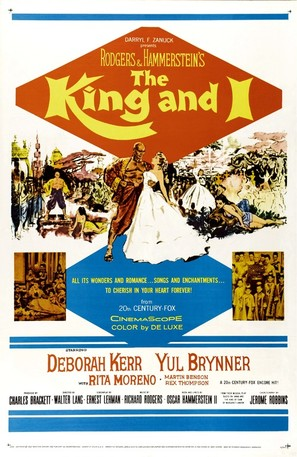 The King and I - Re-release poster (thumbnail)