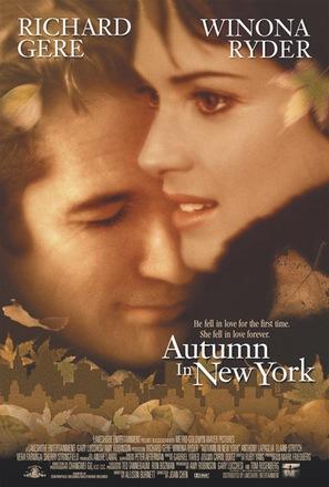 Autumn in New York - Movie Poster (thumbnail)