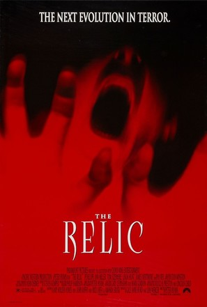 The Relic - Movie Poster (thumbnail)