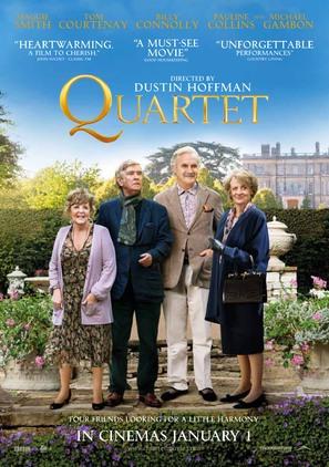 Quartet - British Movie Poster (thumbnail)