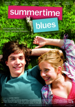 Summertime Blues - German Movie Poster (thumbnail)