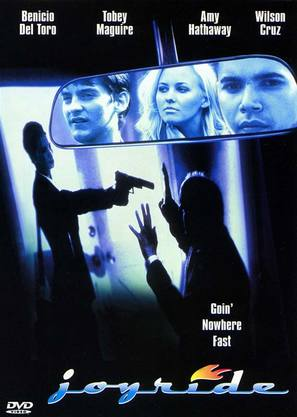 Joyride - DVD movie cover (thumbnail)