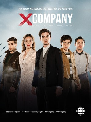 """X Company"" - Canadian Movie Poster (thumbnail)"