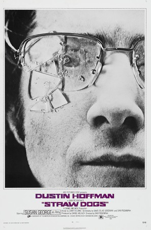 Straw Dogs - Movie Poster (thumbnail)