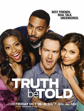 Truth Be Told - Movie Poster (thumbnail)