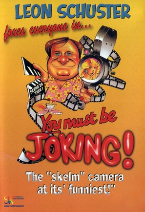 You Must Be Joking! - South African Movie Poster (thumbnail)