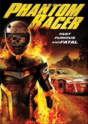 Phantom Racer - DVD cover (thumbnail)
