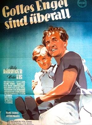 Gottes Engel sind überall - German Movie Poster (thumbnail)