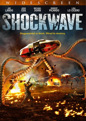 Shockwave - DVD cover (thumbnail)