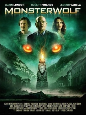 Monsterwolf - Movie Poster (thumbnail)