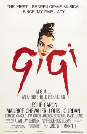 Gigi - Movie Poster (thumbnail)
